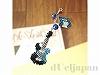 【キット】エレキギター・チャ−ム