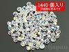 【1ユニット】クリスタルAB 3mm (#5328) ×1440個