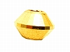 2.5×2mmソロバンミラーボール K18YG(ゴールド)