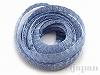 13 メタルメッシュリボン(ライトブルー) ×1m