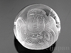 12mm 布袋尊(七福神) 天然水晶