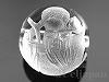10mm 福禄寿(七福神) 天然水晶
