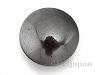 磁気無しヘマタイトパーツ10mm(カボション・穴無し)