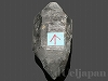 水入り水晶(ナチュラルポイント) 111g