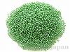 431 1.5mm 特小グラスビーズ ×10g【緑ギョクラスター】